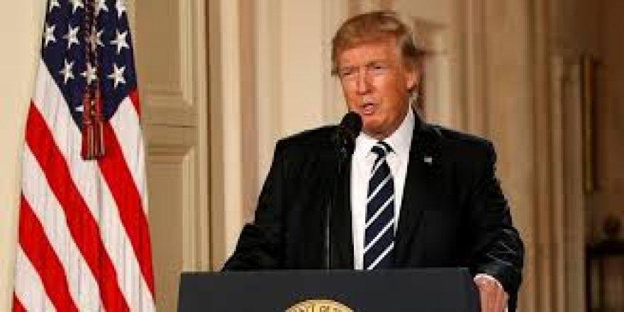 Trump: Niyetim yeniden aday olmak