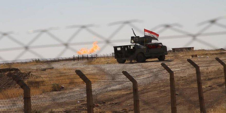 Iraklı güçler ve Peşmerge'den DEAŞ'a karşı ortak operasyon