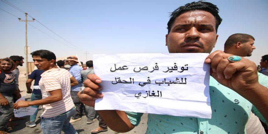 Irak Sağlık Bakanlığı, protestolarda 53 kişi yaralandığını açıkladı
