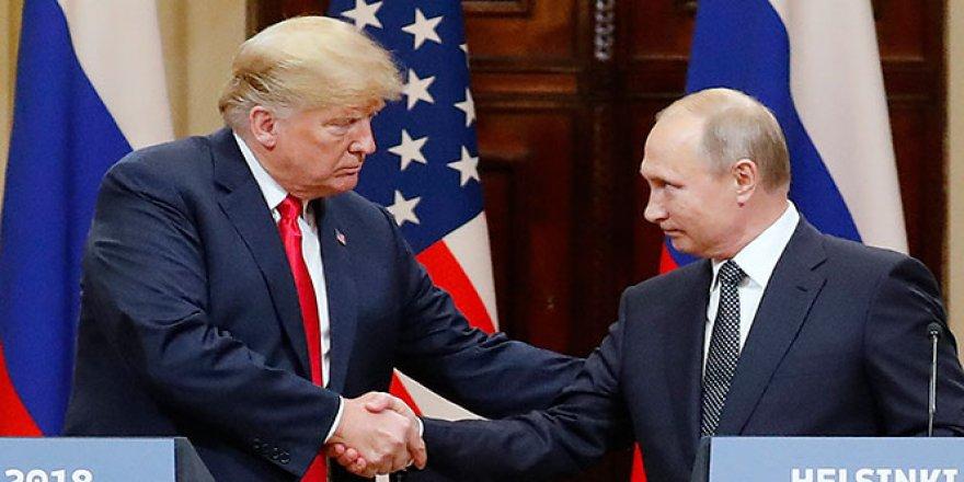 Trump ve Putin, Suriye'de ortak çalışma kararı aldı