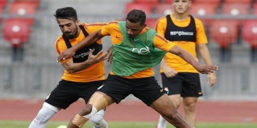 Galatasaray, Montrö'de ilk idmanını yaptı