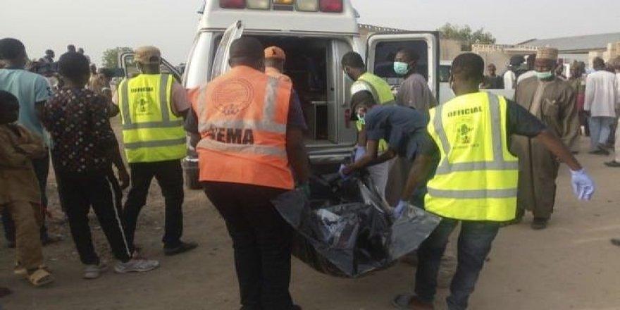 Nijerya'da büyük felaket!