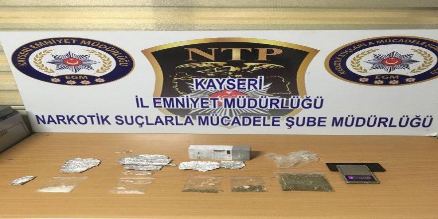 Uyuşturucu operosyonunda 7 kişi yakalandı