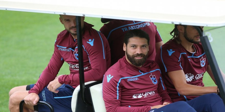 Trabzonspor'da Olcay Şahan farkı