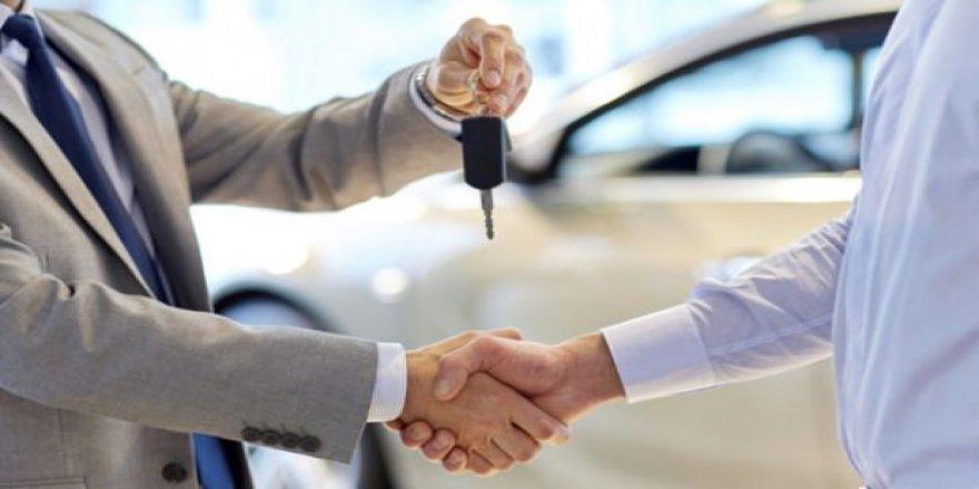 Araç kiralarken bakım belgesi isteyin
