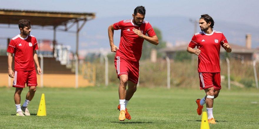 Sivasspor yeni sezona hazırlanıyor