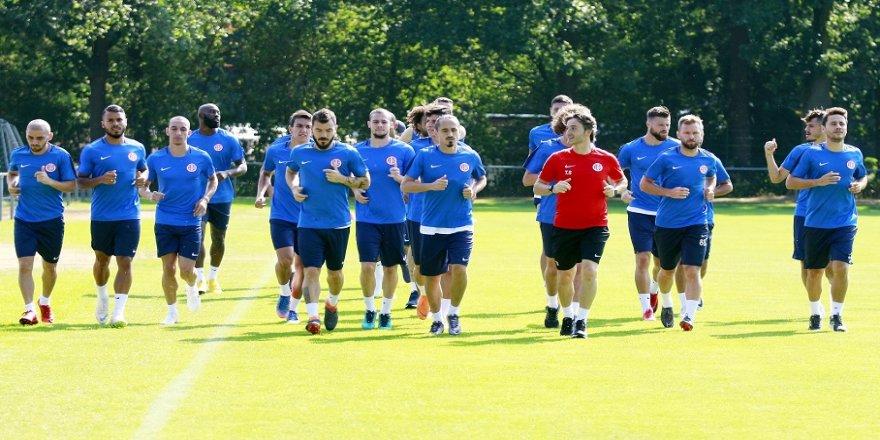Antalyaspor, tempo yükseltti