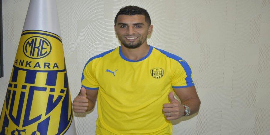 Ankaragücü, Youness Mokhtar'ı renklerine bağladı
