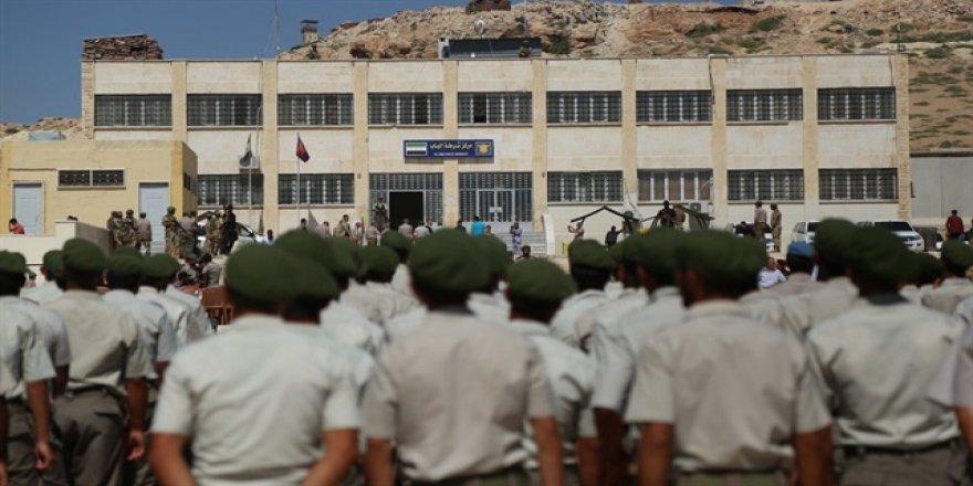 600 ÖSO polisi göreve başladı