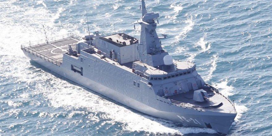 İspanya'dan 5 savaş gemisi alacak