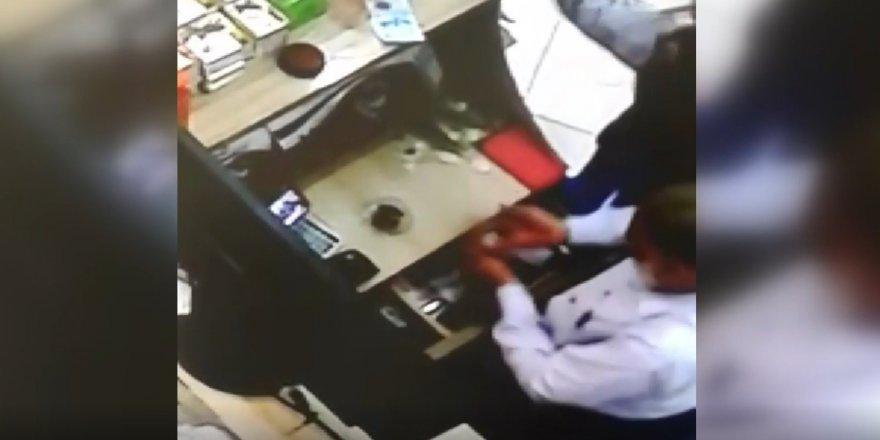 ''Laf cambazı'' hırsız alarmı