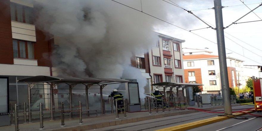 Büyük yangın !