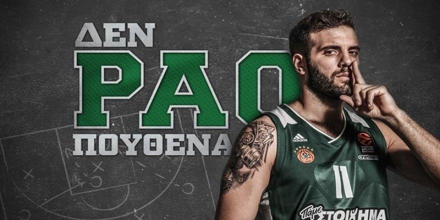 Panathinaikos, Nikos Pappas'ın sözleşmesi 2 yıl uzattı