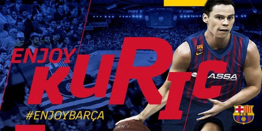 Barcelona, Kyle Kuric'i kadrosuna kattı