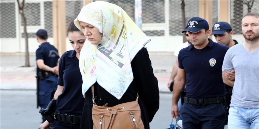 Adil Öksüz'ün yengesine 15 yıl hapis talebi