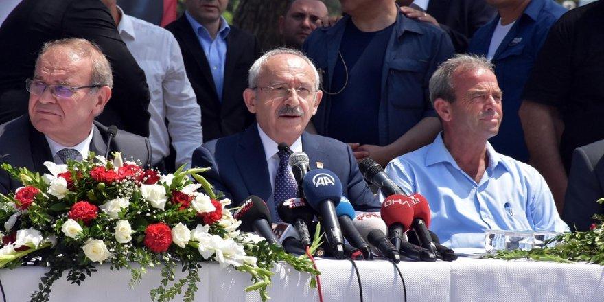 Kılıçdaroğlu: Gereği yapılmamış!