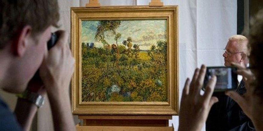 Van Gogh arşivi açıldı