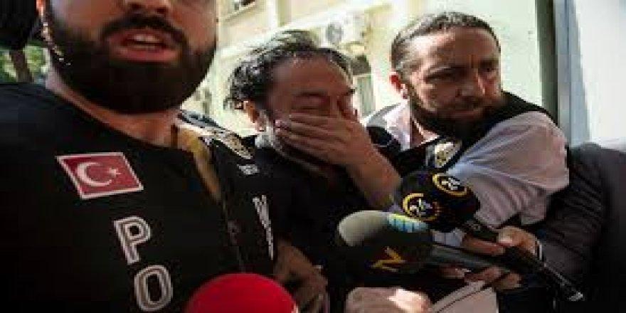 Adnan Oktar'a tutuklama istemiyle mahkemeye sevk edildi