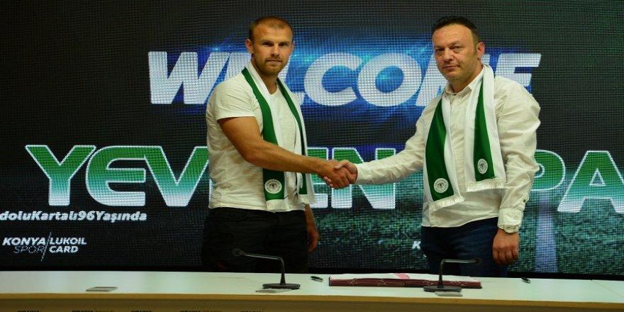Yevhen Opanasenko, Atiker Konyaspor'da