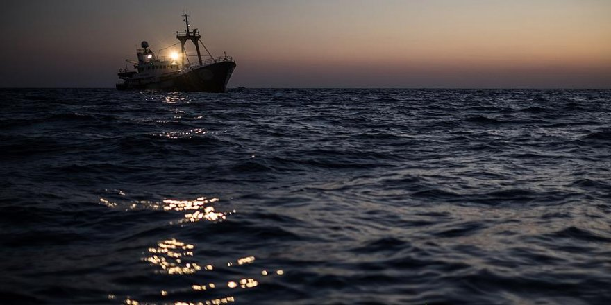156 göçmen kurtarıldı