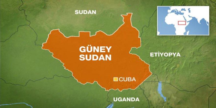 Güney Sudan barış anlaşmasına hazır