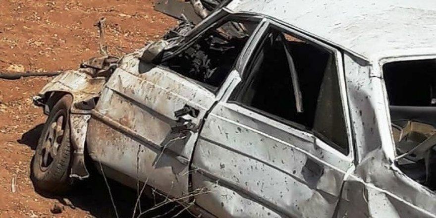Otomobiller çarpıştı: 1 ölü