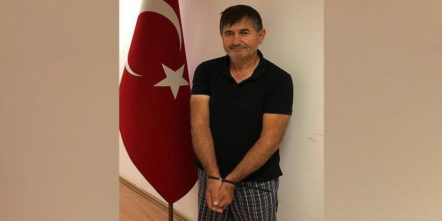 MİT'in Ukrayna'dan getirdiği FETÖ'cü tutuklandı