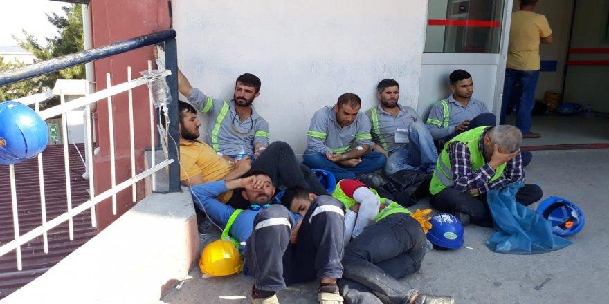 2 bin 600 işçinin zehirlenmesinin ardından flaş gelişme