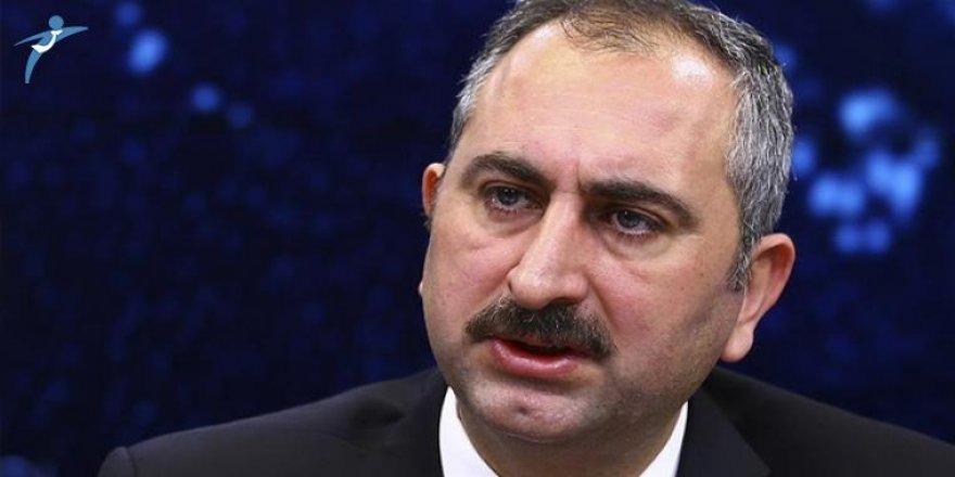 Adalet Bakanı Gül'den çarpıcı açıklamalar !
