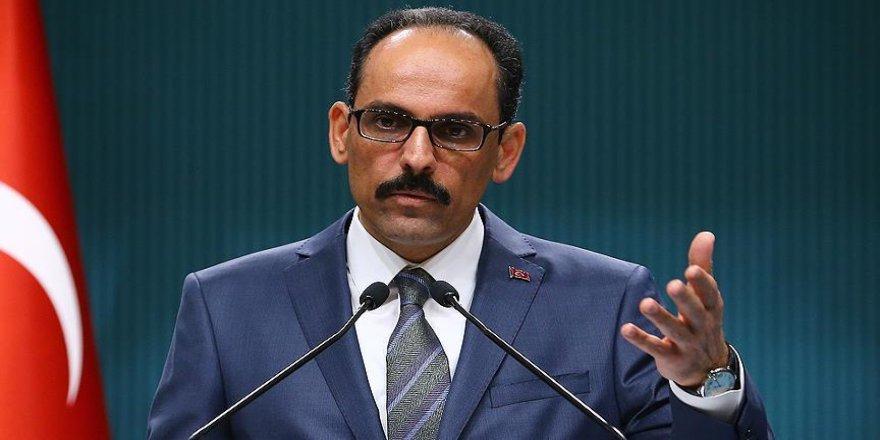 ''Türkiye Kıbrıslı soydaşlarımızın yanında olacak''