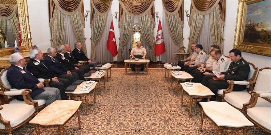 Genelkurmay Başkanı Güler'e ziyaret