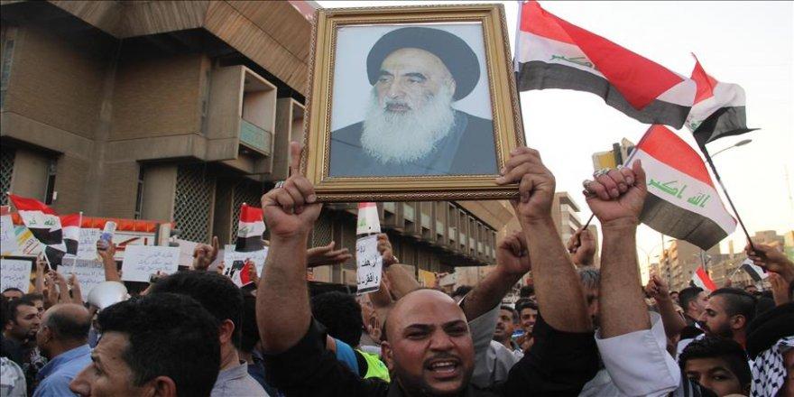 Sistani'den hükümete 'laf değil icraat yapın' mesajı
