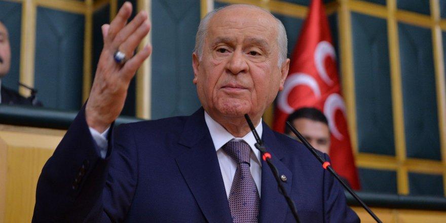 """Devlet Bahçeli'den Bedelli Askerlik Açıklaması ! """"Yaylalar Yaylalar"""" türküsünü bile...."""