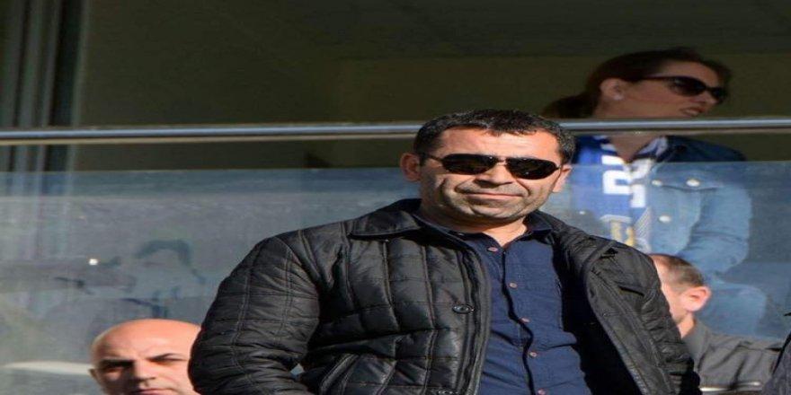 Bucaspor'da Başkan İrfan Bal görevi bıraktı