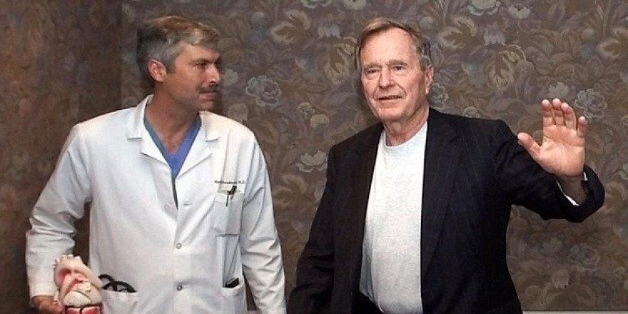 Baba Bush'un eski doktoru öldürüldü