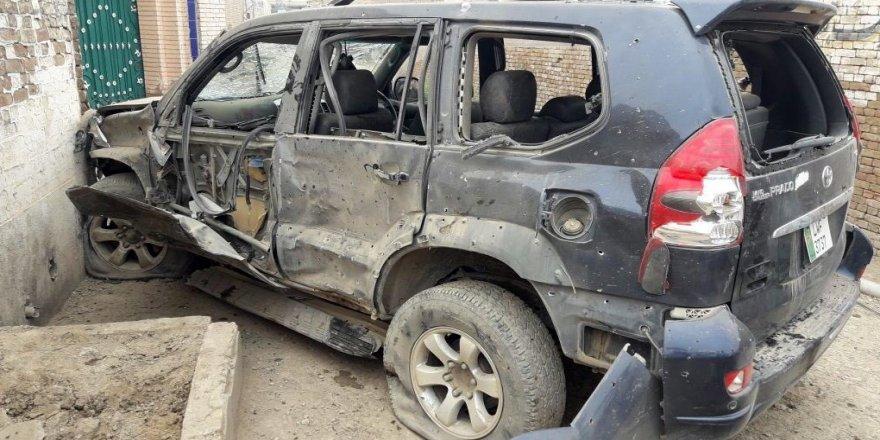 Siyasi lidere bombalı saldırı: 1 ölü
