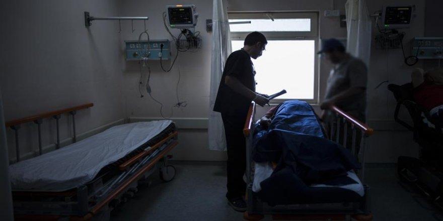 Sağlık personeline şiddet