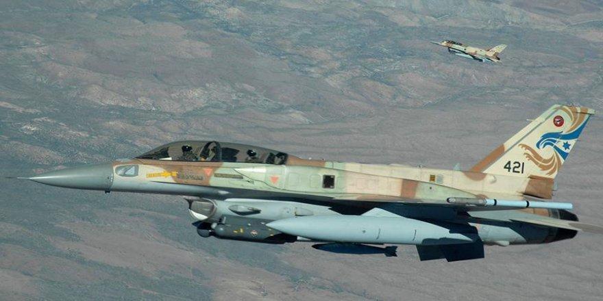 İsrail'in Suriye'ye saldırdığı iddia edildi