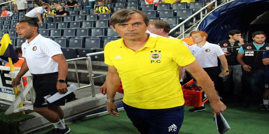 Fenerbahçe'de 'Cocu' etkisi