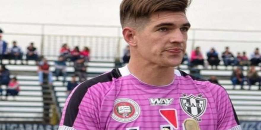 Futbolcu, kaleciyi öldürdü