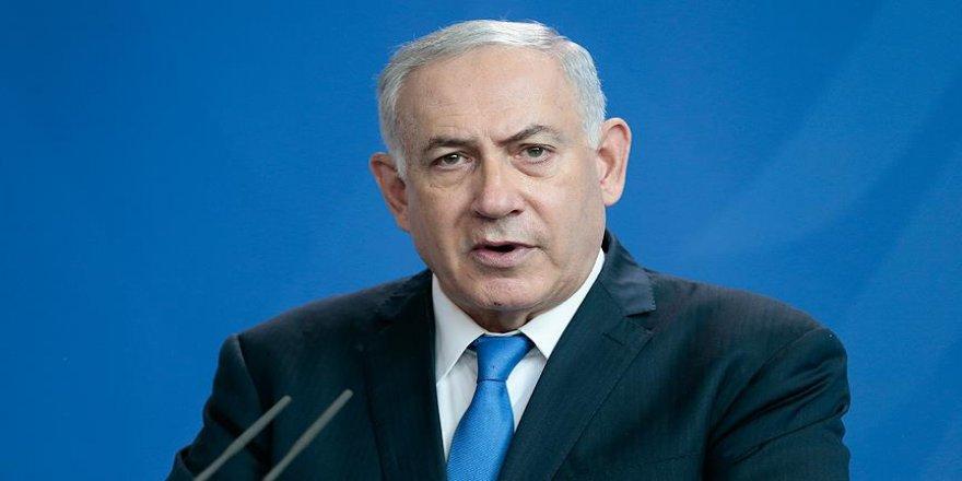 Netanyahu'dan Trump ve Pompeo'ya İran desteği