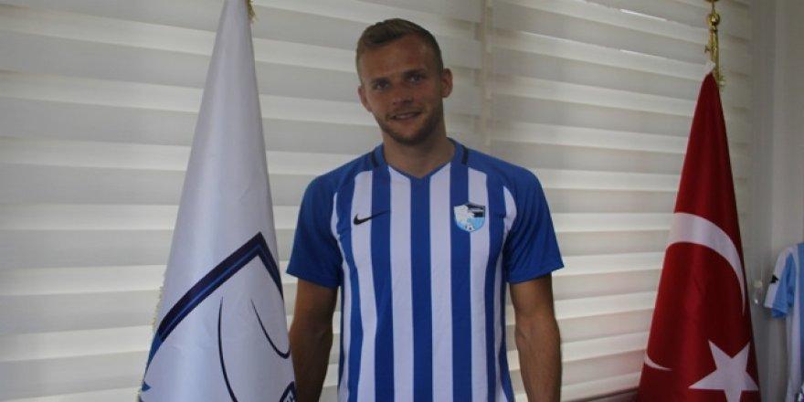 Erzurumspor, Lennart Thy ile sözleşme imzaladı