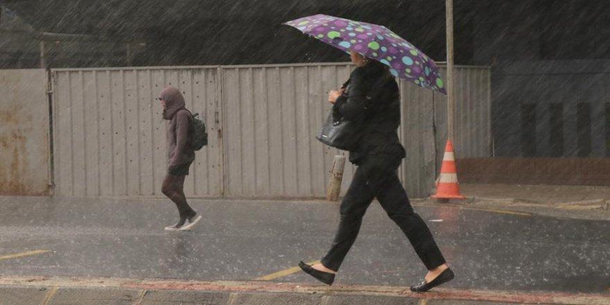 Kuvvetli yağış bekleniyor
