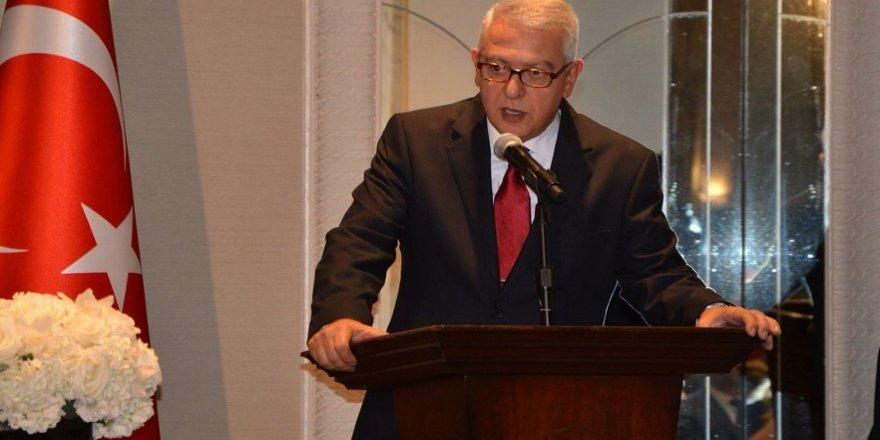 Büyükelçisi: Tehditlere boyun eğmeyeceğiz