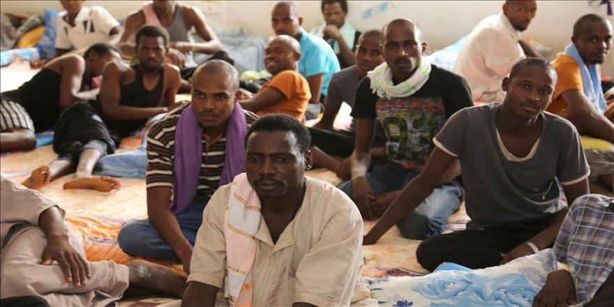 Libya'daki göçmenlerin geri dönüşü devam ediyor