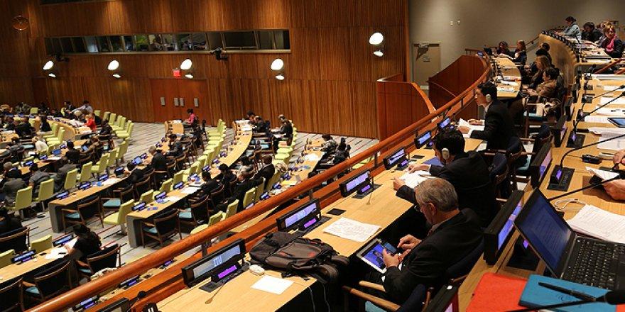 KKTC'den BM'nin aldığı karara sert tepki