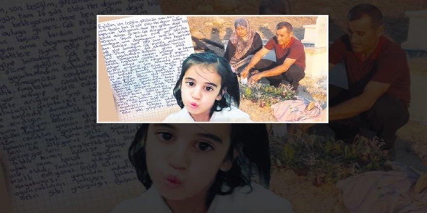 Eylül'ün ailesinden ağlatan mektup
