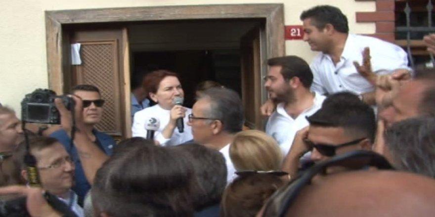 Meral Akşener başkanlık divanında bulunacağını açıkladı
