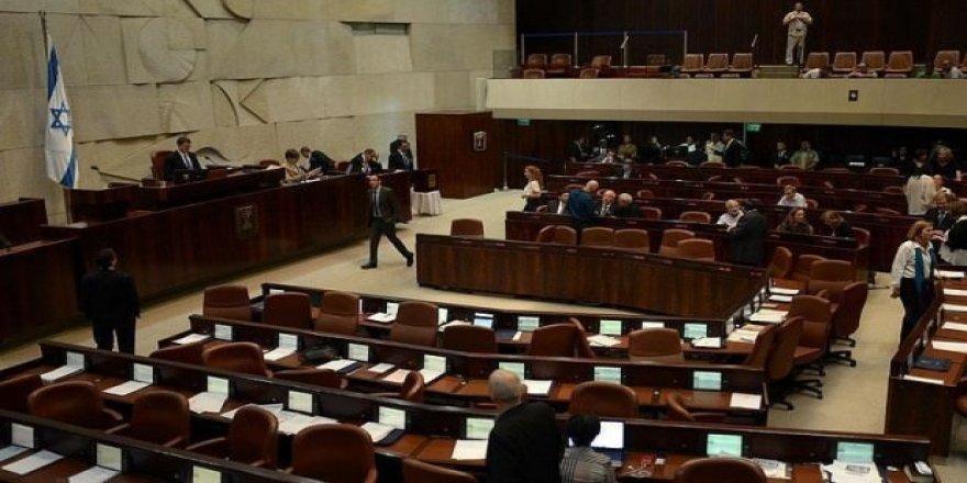 İsrail vatandaşı Filistinli vekil istifa etti