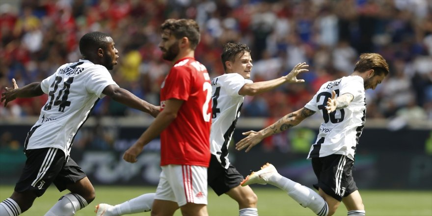 Juventus, Benfica'yı penaltılarla geçti